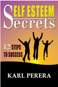 My self esteem book will help you start feeling good about yourself