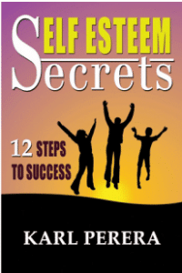 Self esteem Secrets Bookcover