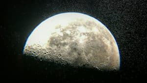 Finding a hooby you're passionate about - astrophotography - photo of the moon