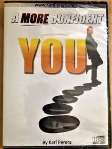 A More Confident You CD Audio