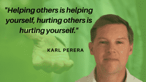 self care and self esteem quote by Karl Perera