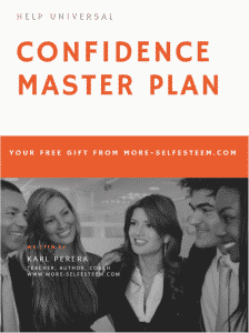 Self Confidence Master Plan